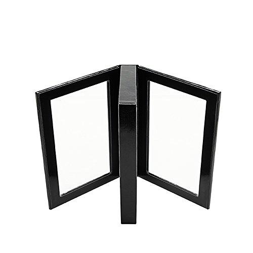 Z Palette - Palette de maquillage magnétique et adaptable - Doublé, noir