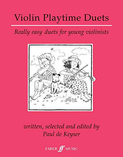 Violin Duet Time (Violin Playtime)