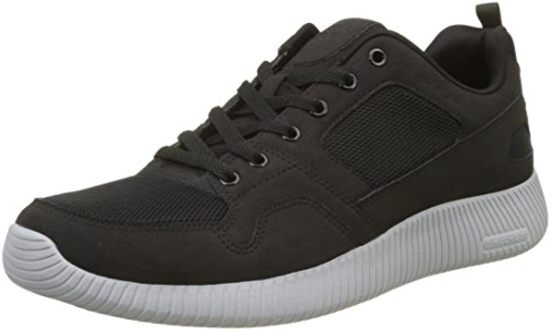 Skechers Depth Charge-Eaddy, Zapatillas para Hombre