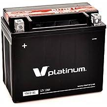 Batería V Platinum ptx12de BS MF wartungsfrei–Precio de venta Incluye 7,50euros en el precio batería pfand