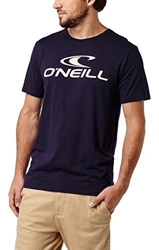 O' Neill-LM Maglietta Uomo, Uomo, LM T-shirt, Navy notte, L