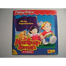 Mit den Puppenkindern Abenteuer lernen (2-4 Jahre)