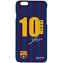 Licensed FC Barcelona Messi Pro Case for iPhone 6