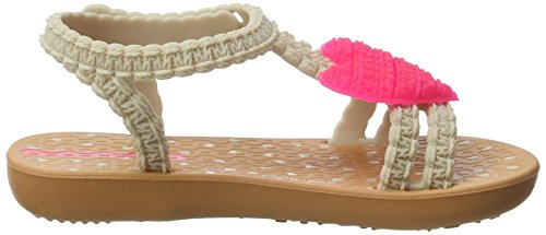 Ipanema My First Baby, Chaussures Marche Bébé Fille Mehrfarbig (brown/pink)