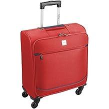 145cd2f72 Skyflite - Maleta de equipaje de mano con 4 ruedas, maleta aceptada como  equipaje de