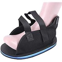 Boot Rocker Mit Klettfuß Fraktur Chirurgischer Schuh Stabilitätsfraktur Schuhüberzug,Black,Xscode(20Cm) preisvergleich bei billige-tabletten.eu