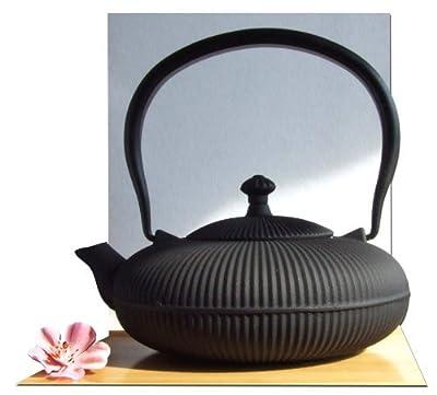 Théière en fonte Zen Mountain Noir 0,8 l