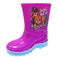 Paw Patrol Girls Wellington Rain Boots