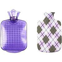 Myzixuan Wassereinspritzung Wärmflasche Ex-gefüllt mit Wassersack spülen Bewässerung warme Hand Bao preisvergleich bei billige-tabletten.eu