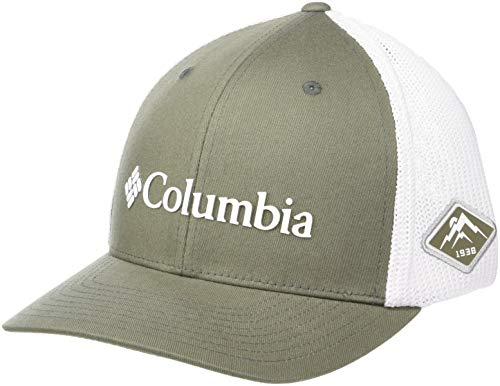 Columbia Mesh Ballcap Kappe, Grün (Cypress), L/XL -