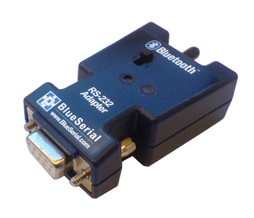 Dte-dce-gerät (Bluetooth BlueSerial Serieller RS232 Class 1 Adapter für Industrie, Messtechnik, Automation, Medizin. Akku-Version. Neu: AT-Befehlssatz)