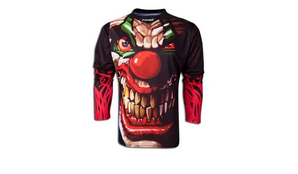 9f4eeaa736b Rinat Killjoy Gk Jersey Black/Red Yl: Amazon.co.uk: Sports & Outdoors