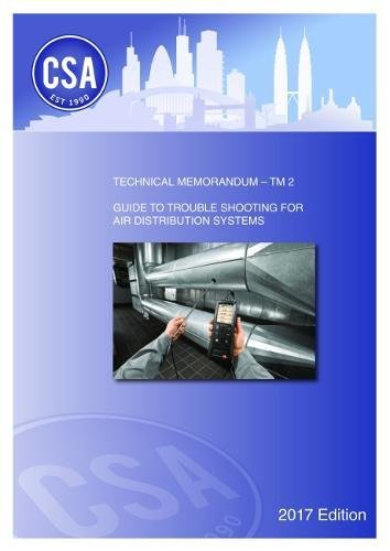 TM 2 Trouble Shooting Air Distribution Systems -
