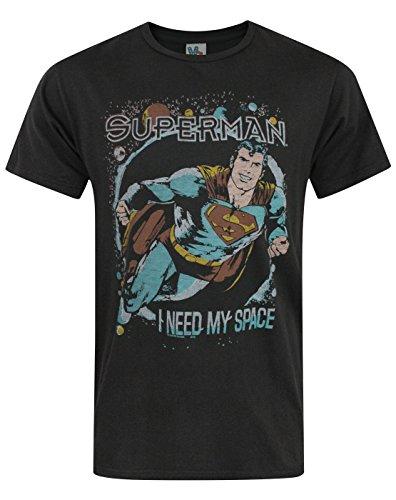 Herren - Junk Food Clothing - Superman - T-Shirt (XL) (Food-superman Junk)