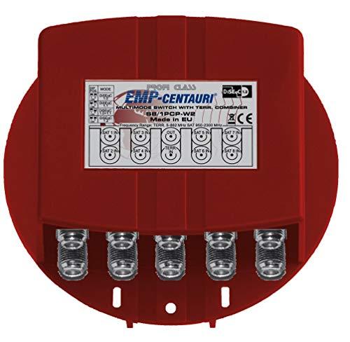DiSEqC Switch S8 / 1PCP-W2 (P.168-W) -