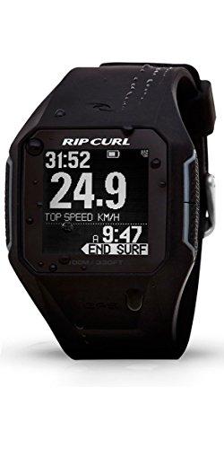 Rip Curl SearchGPS Smart Surf Watch in BLACK A1111 (Schwarz-surf-boot)