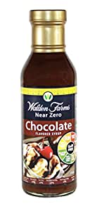 Walden Farms Chocolate Calorie Free Syrup 355ml