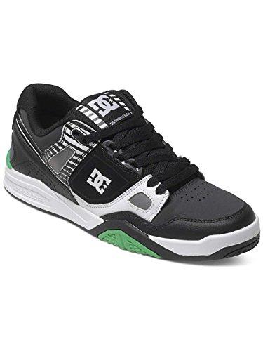 DC Schuhe Stag 2 Weiß - Jeremy McGrath White
