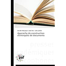 Approche de construction d'entrepôts de documents (Omn.Pres.Franc.)
