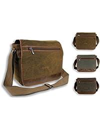 Mens High Quality Canvas Casual Side Bag Shoulder Bag Messenger Bag Satchel  Bag… ba90c4c06e2b0