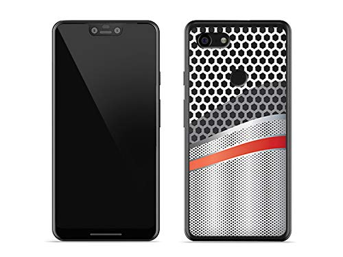 etuo Google Pixel 3 XL - Hülle Fantastic Case - Metallic - Handyhülle Schutzhülle Etui Case Cover Tasche für Handy
