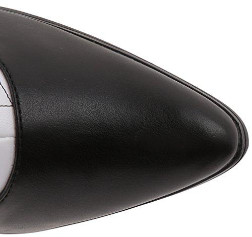 Funtasma, Stivali donna Multicolore (WHITE-BLACK PU)