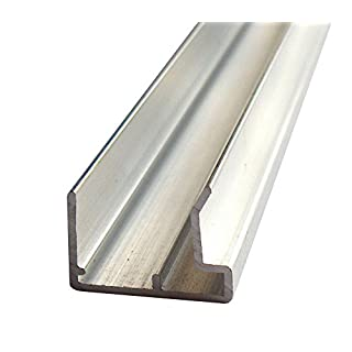 Andreas Ponto Profile Eaves Length 1050mm for Sheets 16mm (1), 425095580326