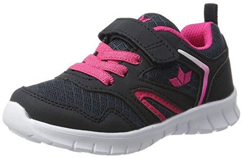 Lico Mädchen Skip Vs Sneaker, Grau (Anthrazit/Pink), 30 EU (Vs Schuhe Wanderschuhe)