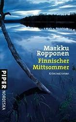 Finnischer Mittsommer: Kriminalroman (Otto Kuhala-Reihe, Band 1)