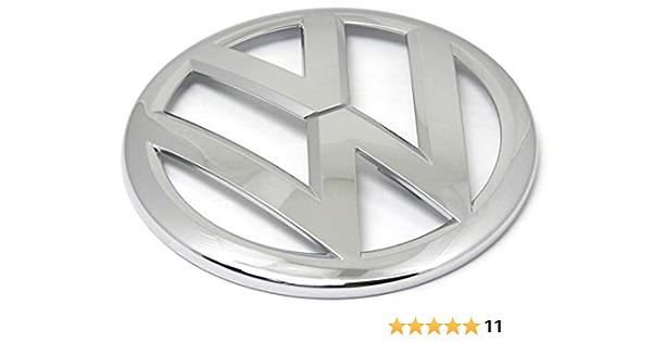 Volkswagen Original Vw Front Grill Badge Emblem Chrome 5g0853601 2zz Auto