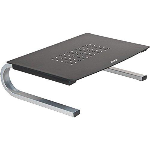 Allsop 29248grau Sockel D Flachbildschirme–stapelbaren D Flachbildschirme (grau, Metall, 371x 107x 279mm,–Monitor–Laptop–RANDOM Office Supplies) Allsop Monitor