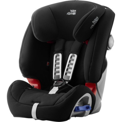 Preisvergleich Produktbild Britax Römer multi-tech III Autositz Cosmos Black SB Gruppe 1–2