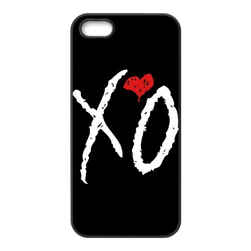 LP-LG Phone Case Of The Weeknd XO For iPhone 5,5S [Pattern-5] Pattern-1