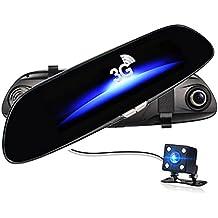 ANSTAR 7.0 inch Touch 3G DVR Video Mirror Android GPS FHD 1080P Car Automobile DVRs Bluetooth WIFI Car Camera Dvr Video Recorder