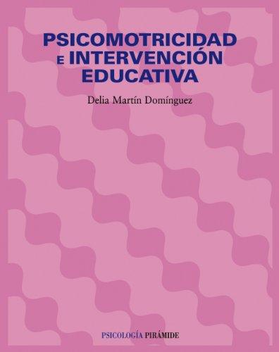 Psicomotricidad e intervención educativa (Psicología)