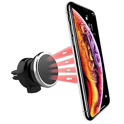 Power-Theory-Magnet-Handyhalter-frs-Auto-Handyhalterung-Auto-Lftung-Handy-Halter-fr-iPhone-XS-Max-X-8-7-Plus-6s-SE-Samsung-S10-S9-S8-S7-S6-Smartphone-Halterung-Universal-Autohalterung