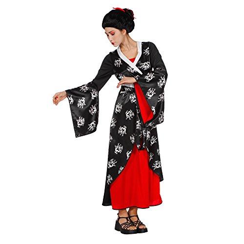 Wilbers NEU Damen-Kostüm Asiatisches Kleid, Gr. 42