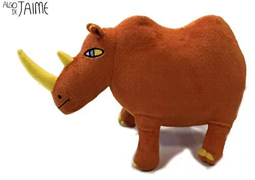 Imagen para Cefa Toys- Peluche solidario, Color Marron (00209)