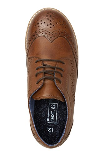 next Chaussures Derby Classiques (Maternelle Garçon) Standard Garçon Tan
