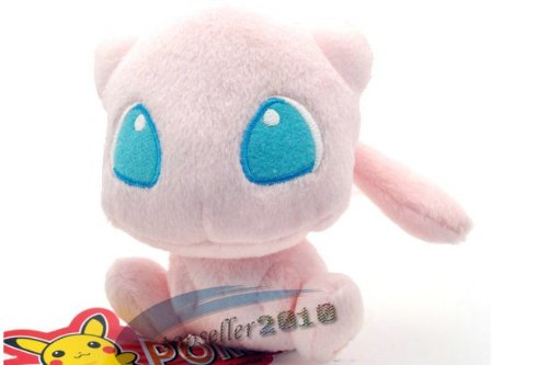 New-Pokemon-Center-Pokemon-Monster-Collection-Figure-Mew-6-Inch-Pok-Plush-Figure-Doll-soft-toy-baby-doll