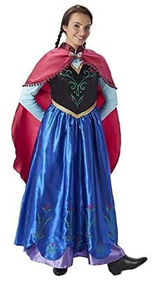 Rubies Disfraz Anna Frozen? adulto - L por Rubies