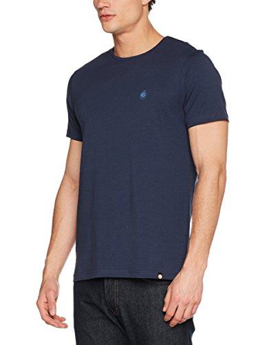 Pretty Green Herren Mens Cotton T-Shirt blau (marineblau)