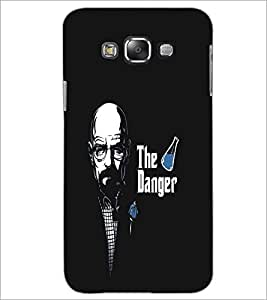 SAMSUNG GALAXY GRAND 3 THE DANGER Designer Back Cover Case By PRINTSWAG