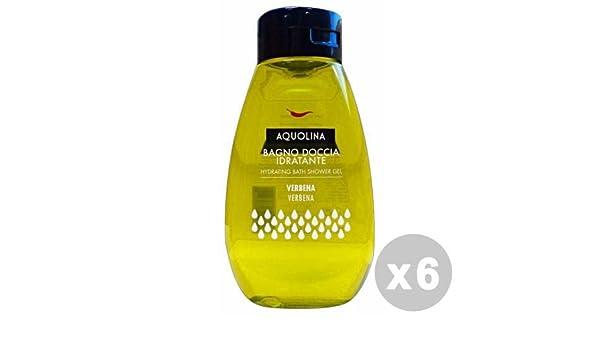 Bagno Doccia Aquolina : Aquolina set 6 aquolina bagno doccia gel verbena 300 ml. doccia