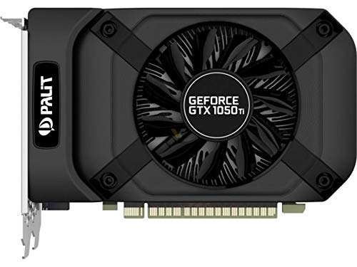 Palit GTX1050TI StormX 4GB GDDR5 Grafikkarte