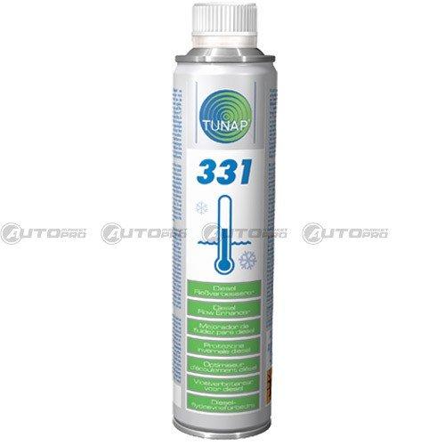 TUNAP 187 (Ex codice 331) Protezione Invernale ADDITIVO per Diesel -20° ANTICONGELANTE Auto PARAFINA GASOLIO ANTIGELO