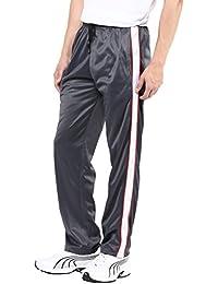 AMERICAN CREW Men's Polyester Trackpants