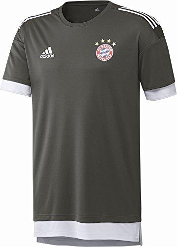adidas FC Bayern München Herren UCL Training Jersey 17/18 - BS4900, Größe:L