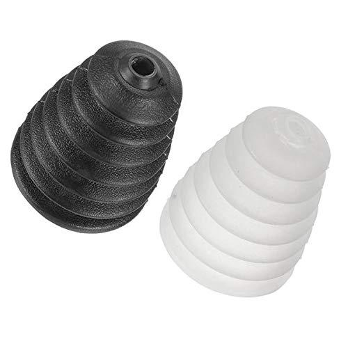 GIlH Elektrischer Hammer Bohrer Staubschutz Gummi Ascheschale staubdicht Gerät Elektrobohrer Zubehör -