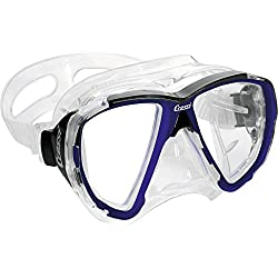 Masque silicone transparent à haute gamme BIG EYES
